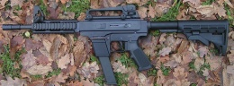 Semi-auto carbine cal. 9 mm Luger (prototyp)